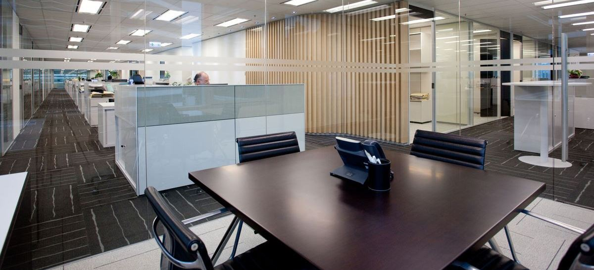 Уборка бизнес центра